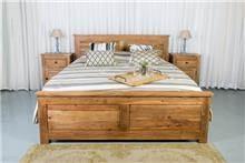 מיטה זוגית תריס
