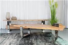 שולחן סלון אמסטרדם ניקל