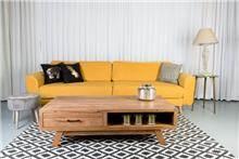 שולחן סלון מעוצב מילאנו