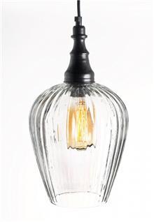 מנורת תלייה זכוכית