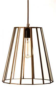 מנורת תלייה אופנתית - קארמה המרכז לעיצוב הבית