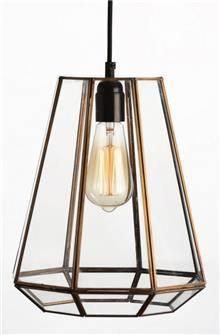 מנורת תלייה יהלום גדול