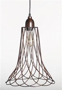 מנורת תלייה לולאות - קארמה המרכז לעיצוב הבית