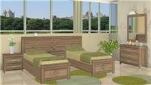 מיטת הפרדה דגם 205-1