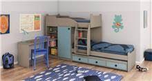 מיטת קומותיים דגם 4940302