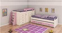 מיטת ילדים דגם 378