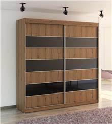ארון הזזה דגם 212400201  - רהיטי עינבל