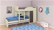 מיטת קומותיים דגם A25403