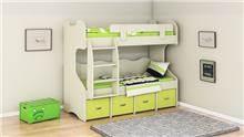 מיטת קומותיים דגם 258 - רהיטי עינבל