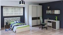 חדר נוער קומפלט דגם 389 - רהיטי עינבל