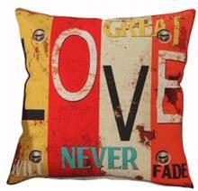 כרית נוי אהבה - רהיטי עינבל
