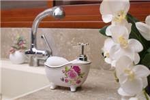 כלי לסבון נוזלי מעוצב
