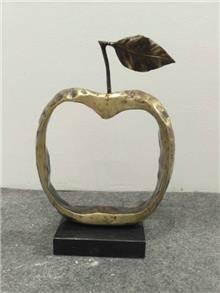 פלח תפוח ברונזה - IMPERIAL DECOR