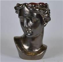 פסל אשה רומי דקורטיבי - IMPERIAL DECOR