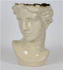 פסל ראש אשה רומי דקורטיבי