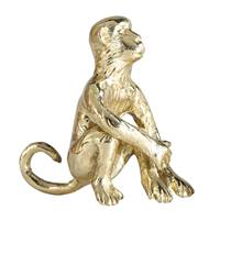 פסלון קוף יושב