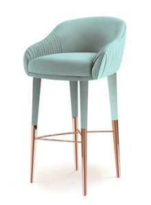 כיסא בר מעוצב דגם KATE