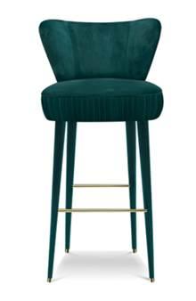 כיסא בר מעוצב דגם ELIZABETH