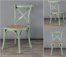 כיסא אוכל קרוס  - Green house
