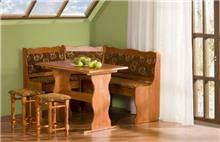 פינת ישיבה למטבח - Green house