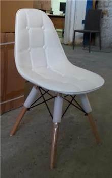 כיסא אוכל אייפל מרופד - Green house