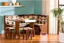 פינת ישיבה למטבח דגם נפטון - Green house
