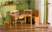 פינת ישיבה למטבח דגם מקסי - Green house