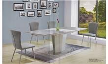 שולחן אוכל סילבר אקסלוסיב - Green house