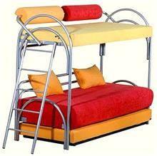 מיטת קומותיים קשת - Green house