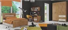 חדר ילדים דגם רותם - Green house