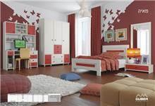 חדר ילדים קומפלט מאי - Green house