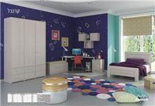 חדר ילדים דגם קרנבל - Green house