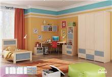חדר ילדים דניאלה - Green house