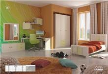 חדר ילדים דגם דור - Green house