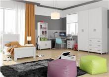 חדר ילדים דגם אושרת - Green house