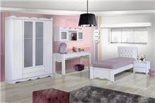 חדר ילדים דגם כריס - Green house