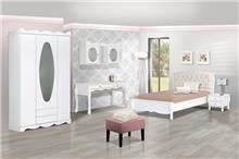 חדר נסיכות דגם נושקה אפוקסי - Green house