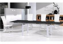 שולחן אוכל פנטום ישר - Green house