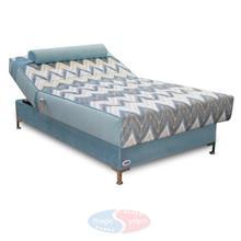 מיטה וחצי מולטי לטקס - Green house