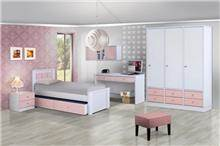 חדר ילדים דגם שרקי - Green house