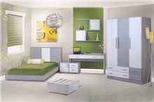 חדר ילדים דגם שחר - Green house