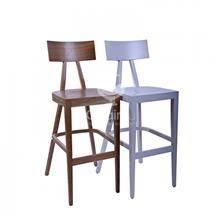 כיסא בר יפני - Green house