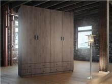 ארון 4 דלתות - Green house