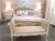 חדר שינה יוקרתי ואלגנטי 41 - רהיטי עטרת