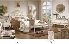 חדר שינה אלגנטי 42 - רהיטי עטרת
