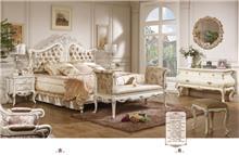 חדר שינה מלכותי ומרשים 48 - רהיטי עטרת