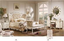 חדר שינה קלאסי ואלגנטי 50 - רהיטי עטרת