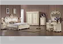 חדר שינה מסוגנן ויוקרתי 60 - רהיטי עטרת