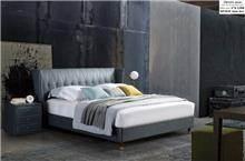 מיטה זוגית מעוצבת - רהיטי עטרת
