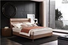 מיטה זוגית בעיצוב ייחודי - רהיטי עטרת